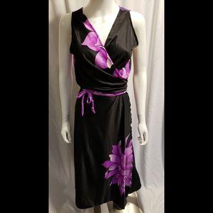 Vintage Hawaiian Wrap top and skirt